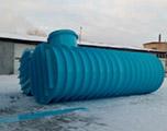Подземные емкости для воды 20 м3