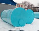 Вертикальные цилиндрические емкости 15000 литров