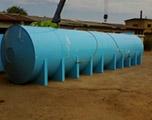 Накопительная бочка 20 м3 для питьевой воды